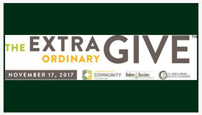ExtraGive November 17, 2017
